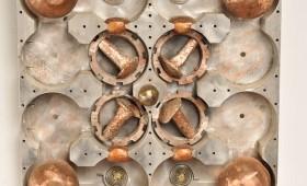Four Brass Balls-SOLD