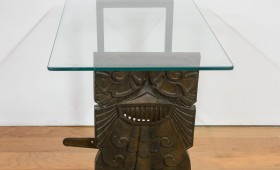 Art Deco End Table