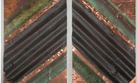3D Metal Collage 48