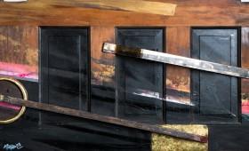 Collaborative 3- Old Office Door ….             SOLD