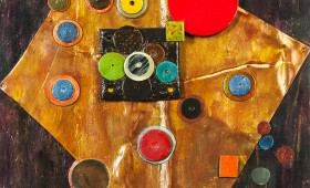 3D Metal Collage 13 – SOLD