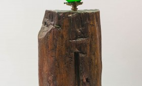 Log Cabin Table Lamp 3