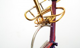 Horney French Trombone Player