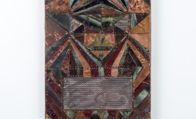 Copper Mosaic 2 -SOLD