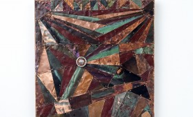 Copper Mosaic 1 -SOLD