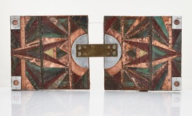 Copper Mosaic 3