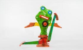 Ms. Froggy